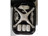 dji phantom 4 in mint condition with loads