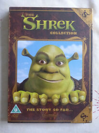 NEW - THE SHREK COLLECTION