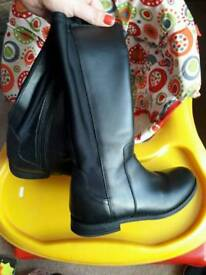 Next girls boots size 13