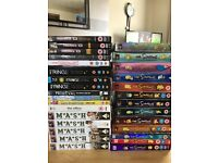 Dvd Box sets all excellent condition