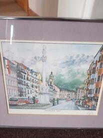 Original signed picture