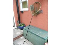 RON THOMPSON LANDING NET &POLE