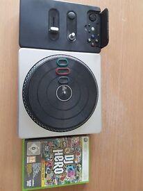 DJ hero for xbox 360