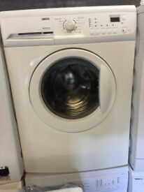 nice white zanussi washing machine it's 7kg 1400 spin in excellent condition in full working order