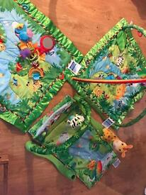 Fisher price playmats