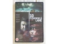 10 CLOVERFIELD LANE DVD