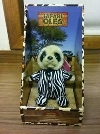 Collectable Compare the Market Safari Oleg Limited Edition Brand New In Box