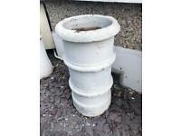 Garden clay pot