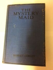 The Mystery Maid (Book)