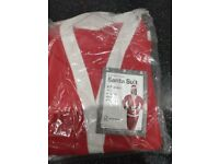 Youths Father Christmas suit