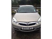 VAUXHALL vectra 1.6v petrol car for sale(Bigie)