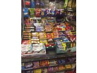 Traditional Newsagent and Sweet shop for sale on busy Main Road spot, Bradford