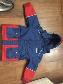 Baby boy winter coat jacket 4,5 Years
