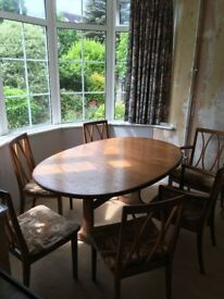 G Plan Dining Furniture - Good Condition