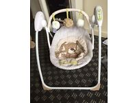 Mothercare baby swing for sale