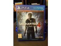 UNCHARTED 4: A THIEF'S END (for Playstation 4)