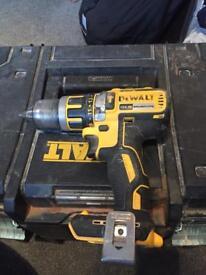 Dewalt 18v brushless drill/driver body only