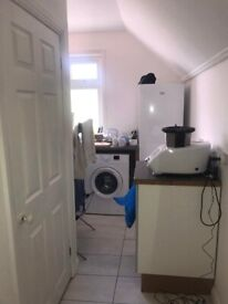 Large studio flat to rent. DSS applicant with guarantor. Sudbury Hill. £900 pm. All Bills included