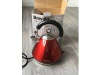 Kettle and Taoster Morphy Richards Used