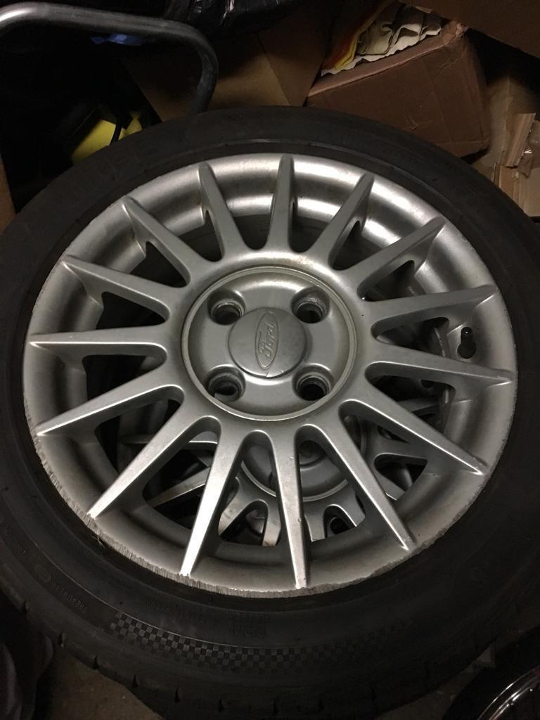 Fiesta mk5 zetec s wheels