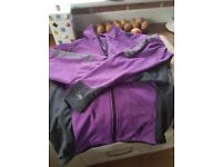 Womans Crane And Btwin mtb cycle clothes size 16-18
