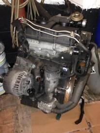 Audi A2 AMF Engine Complete