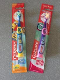 Colgate kids smiles toothbrush