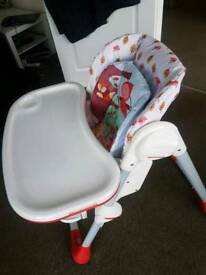 Polly highchair