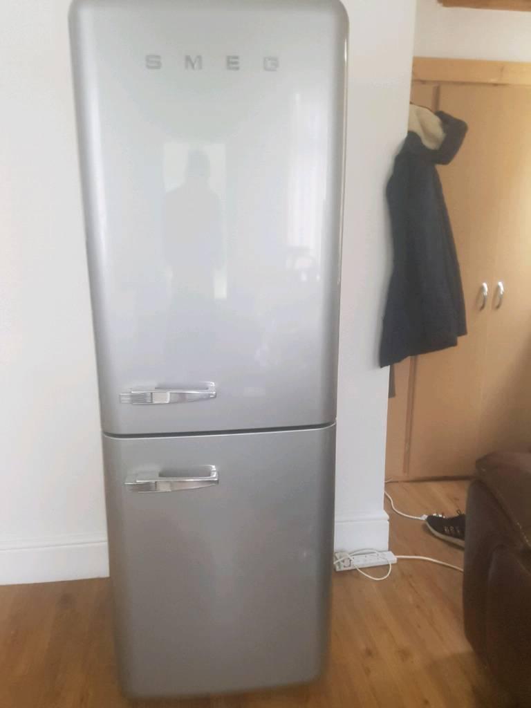 Smeg American style fridge freezer