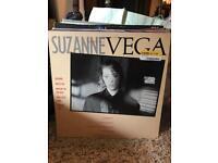 Suzanne Vega - Vinyl LP Record