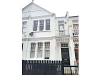 1 bed garden flat, central Crouch End. Unfurnished. Utilities, Wifi, Sky Included. Avail 9th June.