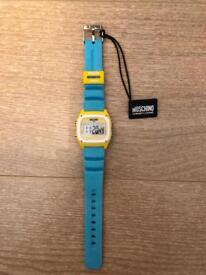 Moschino Digital Watch (Brand New)
