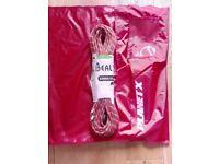 Beal karma climbing rope 30m 9.8 new