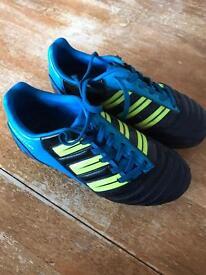 Boys Adidas Football Boots UK 11.5