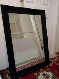 mirror (black) Size: L89m / W64m