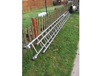 32 run roofing ladder