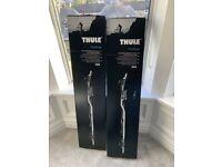 2 x Thule ProRide 598 Bike Carriers