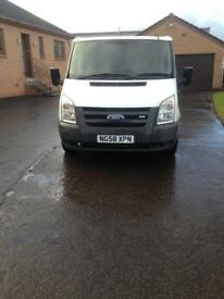 2009/58 Plate Ford Transit