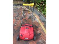 Mountfield electric scarifier