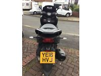 Quadro 3 (350cc) Three Wheel Scooter, 19 months old, only 197 miles, selling due to health reasons