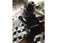 Sony DSLR Alpha 57 With Rode Mic!!!!!! With Extra Lens