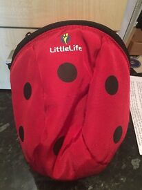 Little tikes backpack