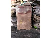 Second hand used roof tiles