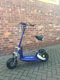 GoPed Scooter Zipper - engine petrol 50cc - accept swap with phone / car / bike