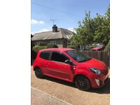 2010 Renault Twingo 1.2 Extreme (ideal 1st car instead of a Polo, Lupo, Corsa, Fiesta etc)
