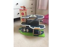 Early learning centre wooden toy parking for sale