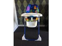 Fisher price ocean wonders high chair