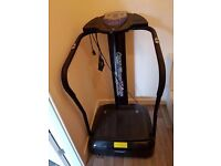 Vibrating Massage Fitness Machine Prestige Fitness