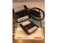 TC Electronic Konnekt 6 Desktop Audio Interface