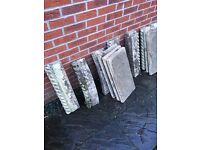 Concrete paving slabs - FREE